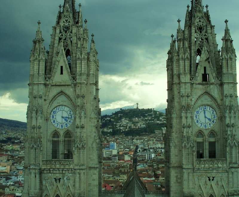 Quito Ecuador Blog Pictures