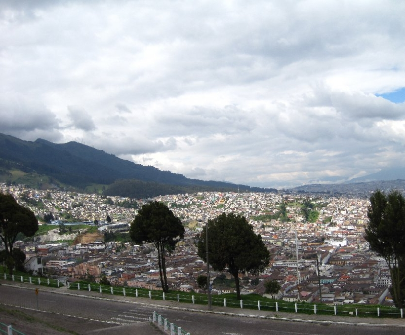 Photo Quito Ecuador