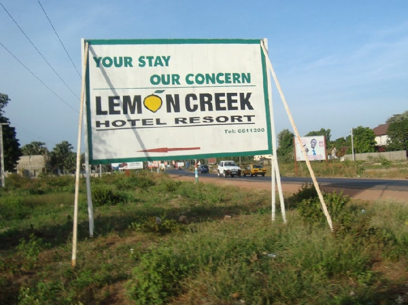 Lemon Creek Hotel Resort Bijilo Gambia Blog Picture