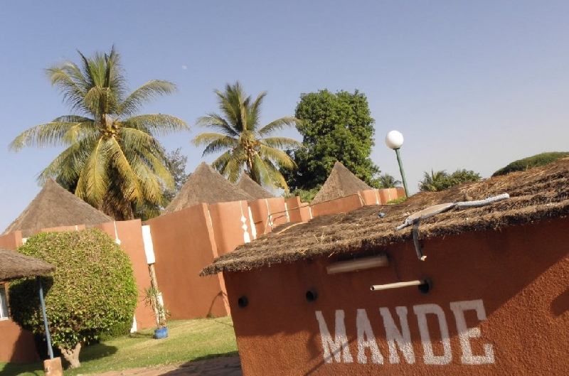 Holiday in Bamako Mali Diary Adventure