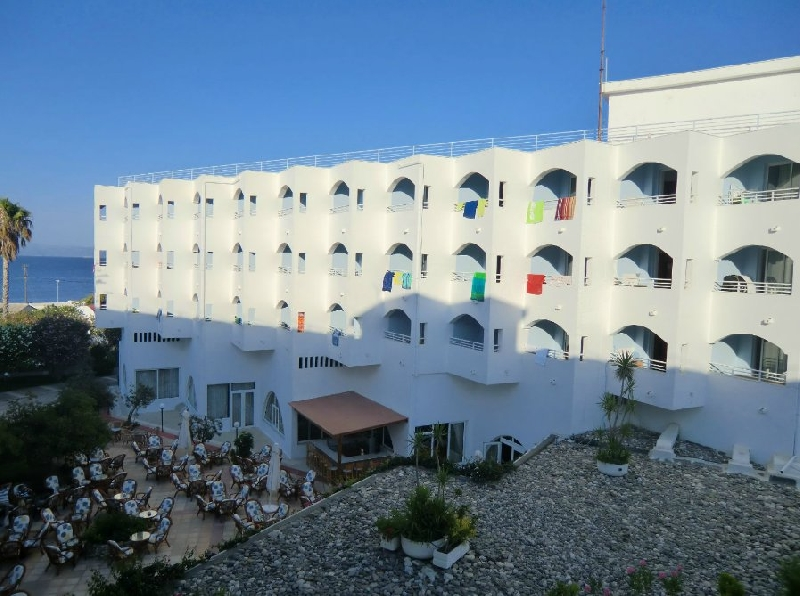 Continental Palace Hotel Kos Greece Vacation Information