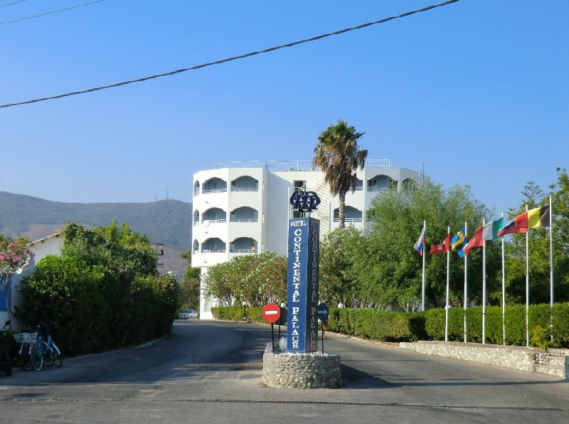 Continental Palace Hotel Kos Greece Review Sharing