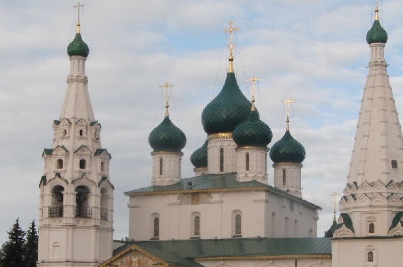 Yaroslavl Russia Sightseeing Tour Blog Photography