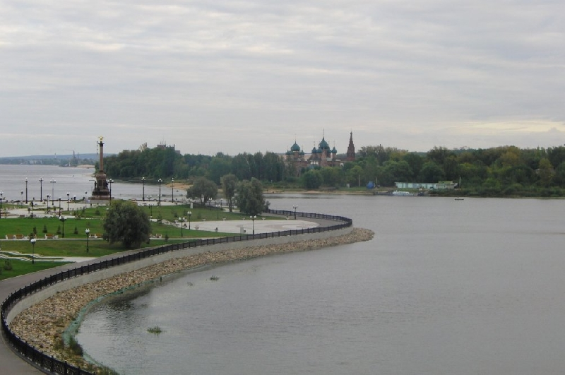 Yaroslavl Russia Vacation Pictures