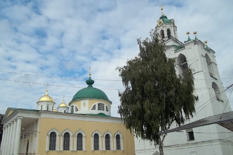 Yaroslavl Russia Sightseeing Tour Album Sharing