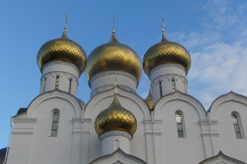 Yaroslavl Russia Sightseeing Tour Diary Information