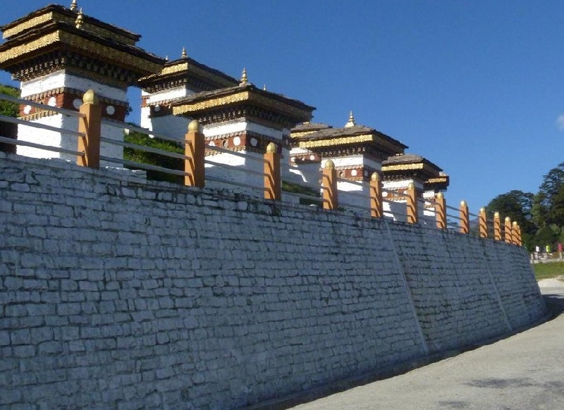 Thimphu Bhutan Holiday Adventure Vacation Sharing