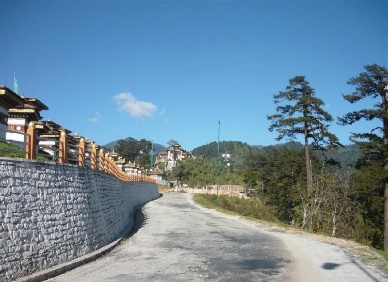 Thimphu Bhutan Holiday Adventure Travel Sharing