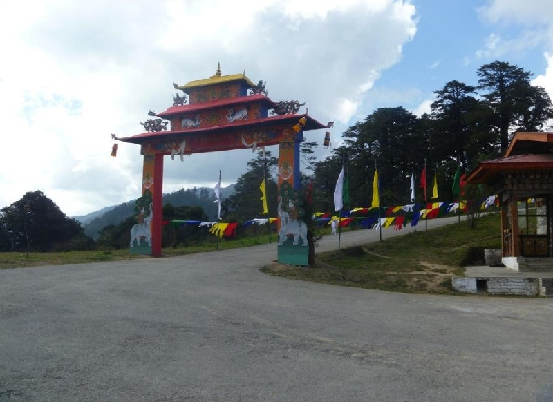 Thimphu Bhutan Holiday Adventure Trip Experience