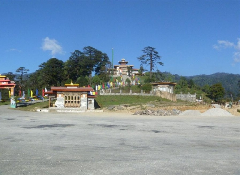 Thimphu Bhutan Holiday Adventure Trip Adventure