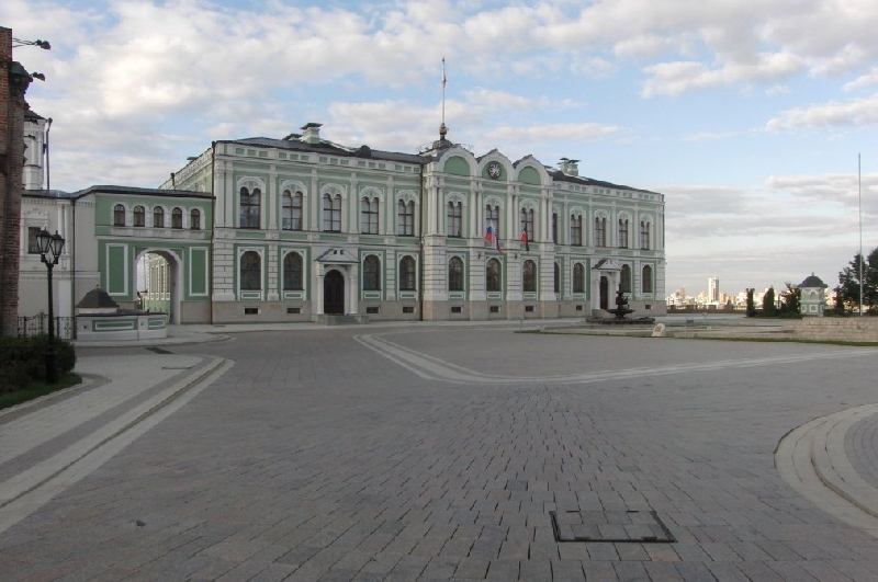 Kazan Russia Travel Review Photograph