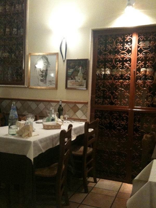 Great Bar in San Lorenzo area Rome Italy Travel Pictures