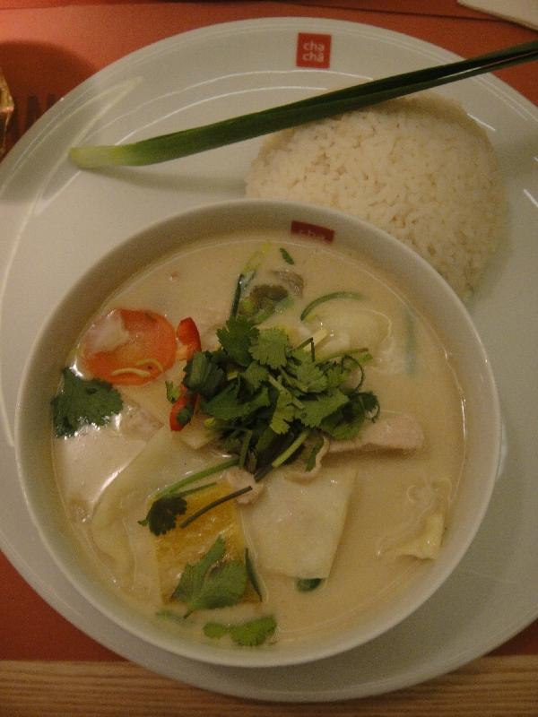 Thai Restaurant Centre of Berlin Berlijn Germany Diary Sharing