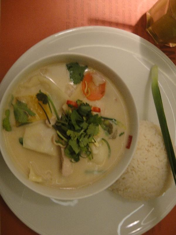 Thai Restaurant Centre of Berlin Berlijn Germany Diary Information