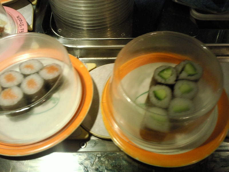 Photo The Sushi Train Adelaide