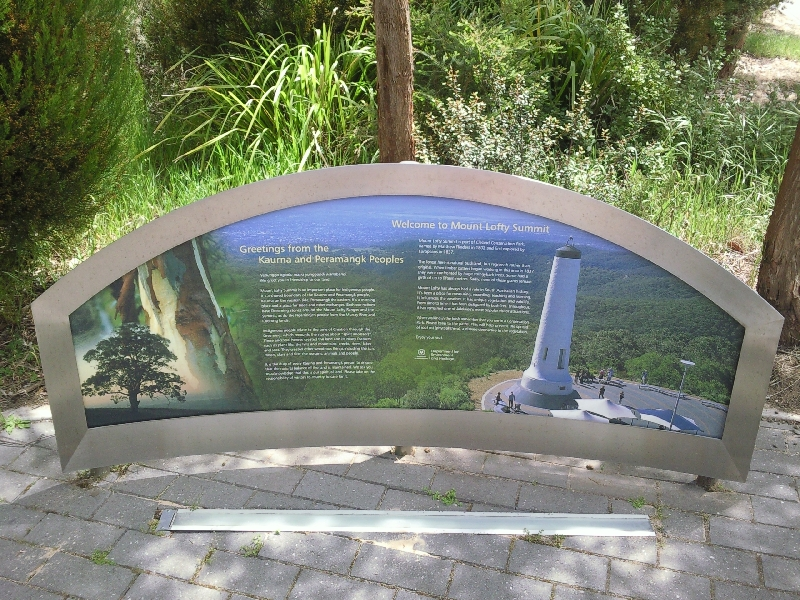 Photo Trip to Mount Lofty Summit