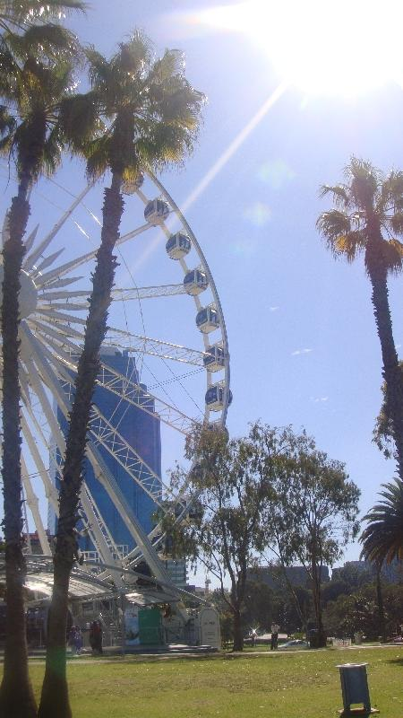 Photo Giant Wheel in Perth