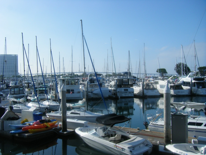 San Diego Bay Area United States Travel Blogs