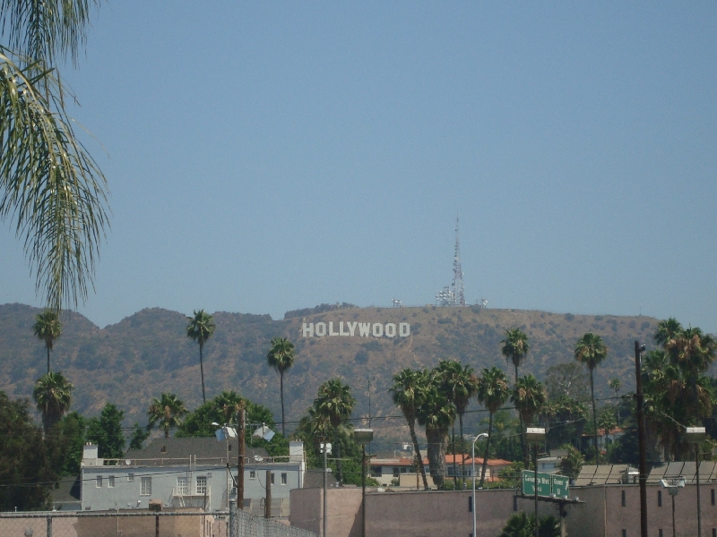Hollywood United States Trip
