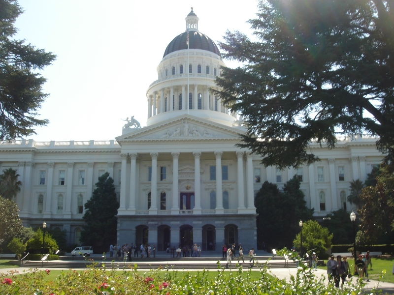 Sacramento Capitol Building United States Photo