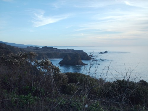 Mendocino United States Travel Diary