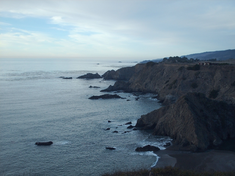 Scenic Mendocino United States Blog Adventure