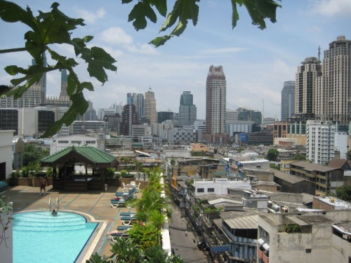 A few days in Bangkok Thailand Diary Adventure