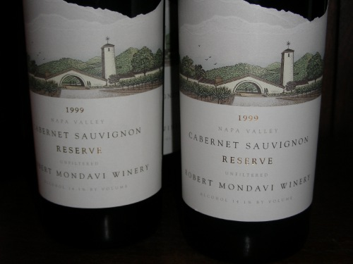 Robert Mondavi Vineyards San Francisco United States Review