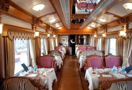 Golden  Chariot  Luxury  Train  in india New Delhi Travel Diary
