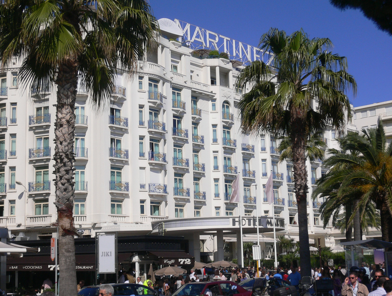 Festival de Cannes France Holiday