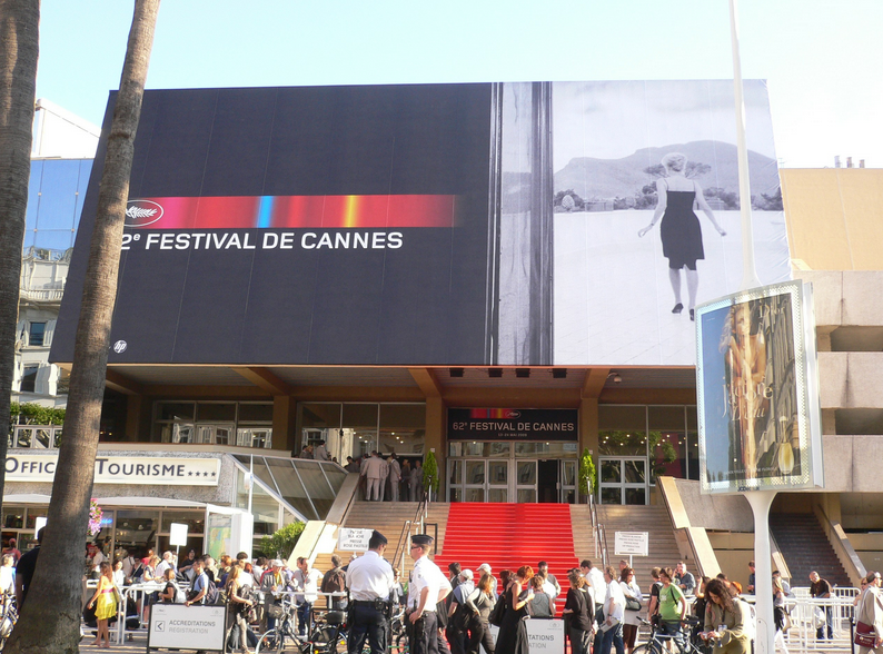 Festival de Cannes France Vacation