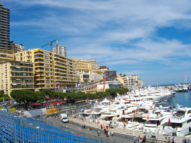 Grand Prix de Monaco France Diary Experience