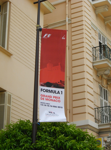 Grand Prix de Monaco France Travel Blogs