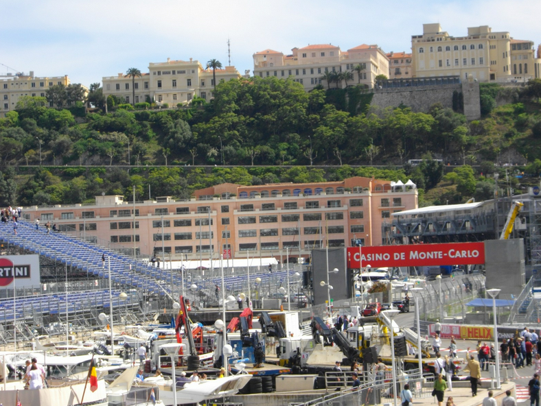 Grand Prix de Monaco France Holiday Pictures