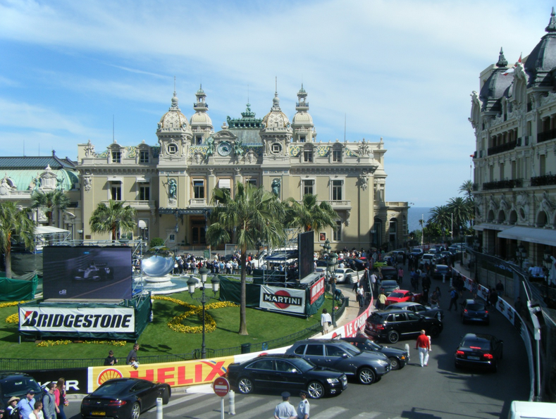 Grand Prix de Monaco France Blog Photography
