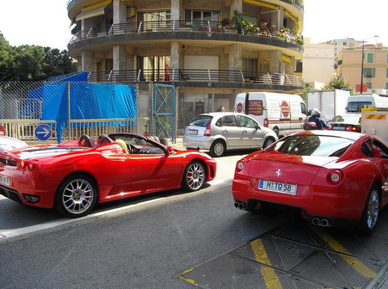 Monaco France Diary Sharing