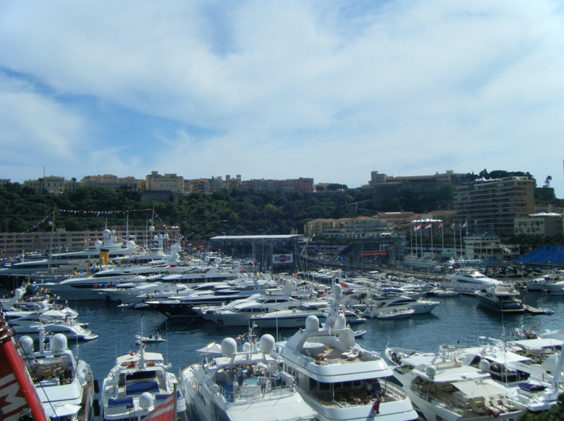 Monaco France Travel Photo