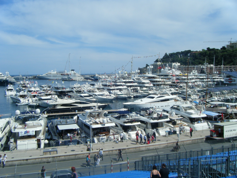 Grand Prix de Monaco France Holiday Photos
