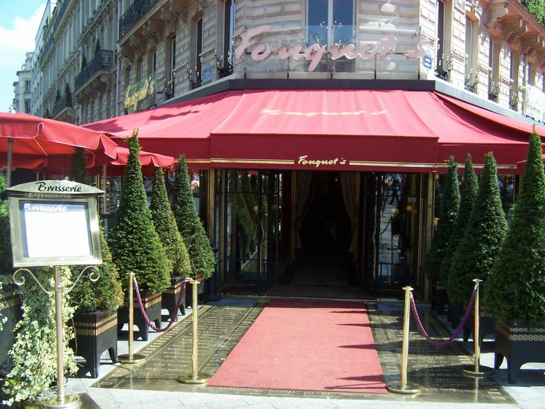 Photo Champs-Elysées Paris