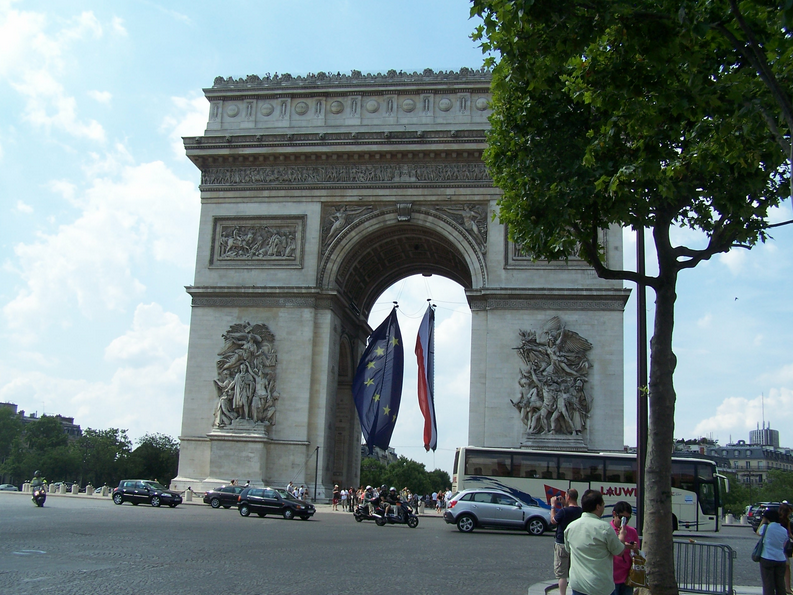 Champs-Elysées Paris France Review