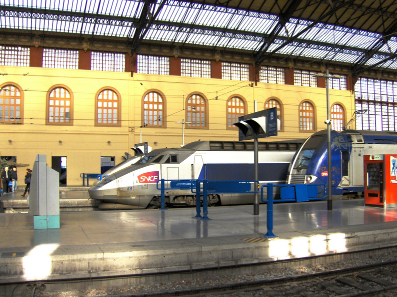 To Marseille by Train France Vacation Adventure