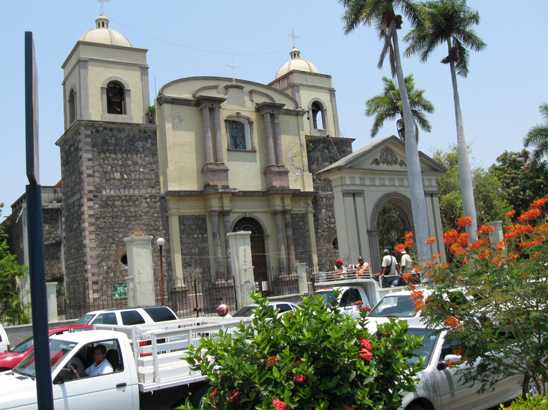 Colima Mexico Holiday Photos