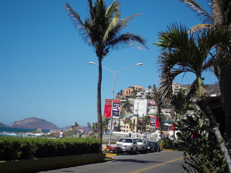 Holiday in Mazatlan Mexico Photos