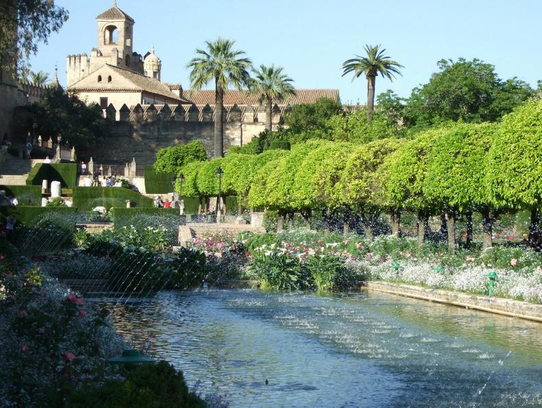 Alcázar de los Reyes Cristianos Cordoba Spain Blog Adventure
