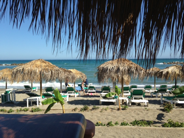 Photo Pedro's Beach Great Lunch in Marbella