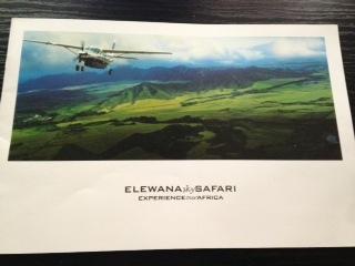 Elewana Sky Safari Arusha