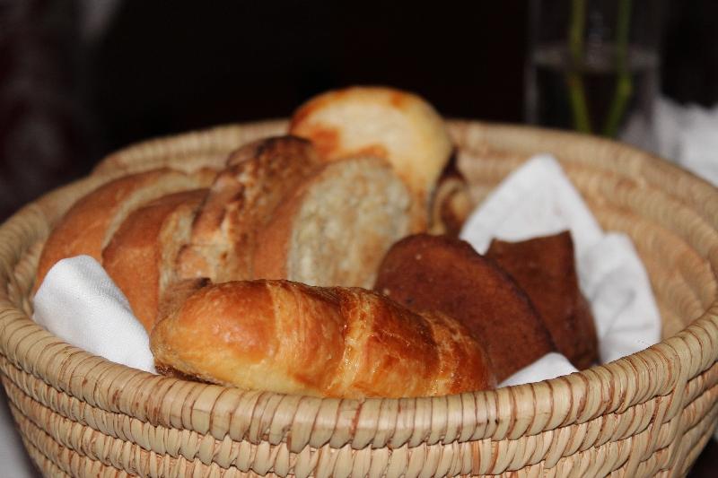 Fresh Pastry Basket, Tanzania