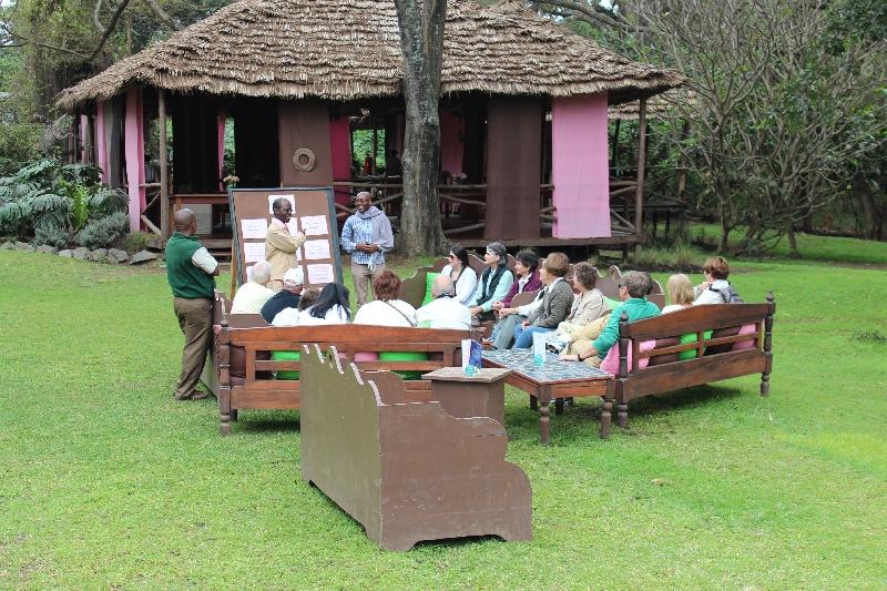 Coffee Garden at Arusha Coffee Plantation, Arusha Tanzania