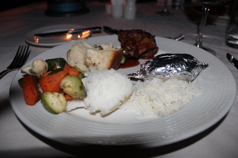 BBQ Buffet Dinner, Tanzania