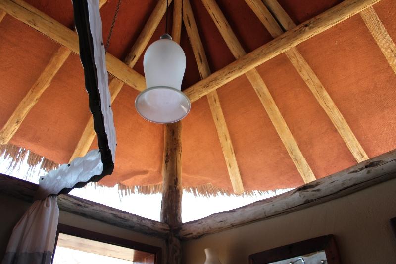Treetops Bathroom, Manyara Tanzania